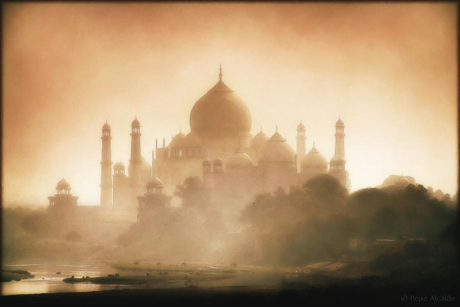 Taj Mahal - Agra, India, - Pepe Alcaide