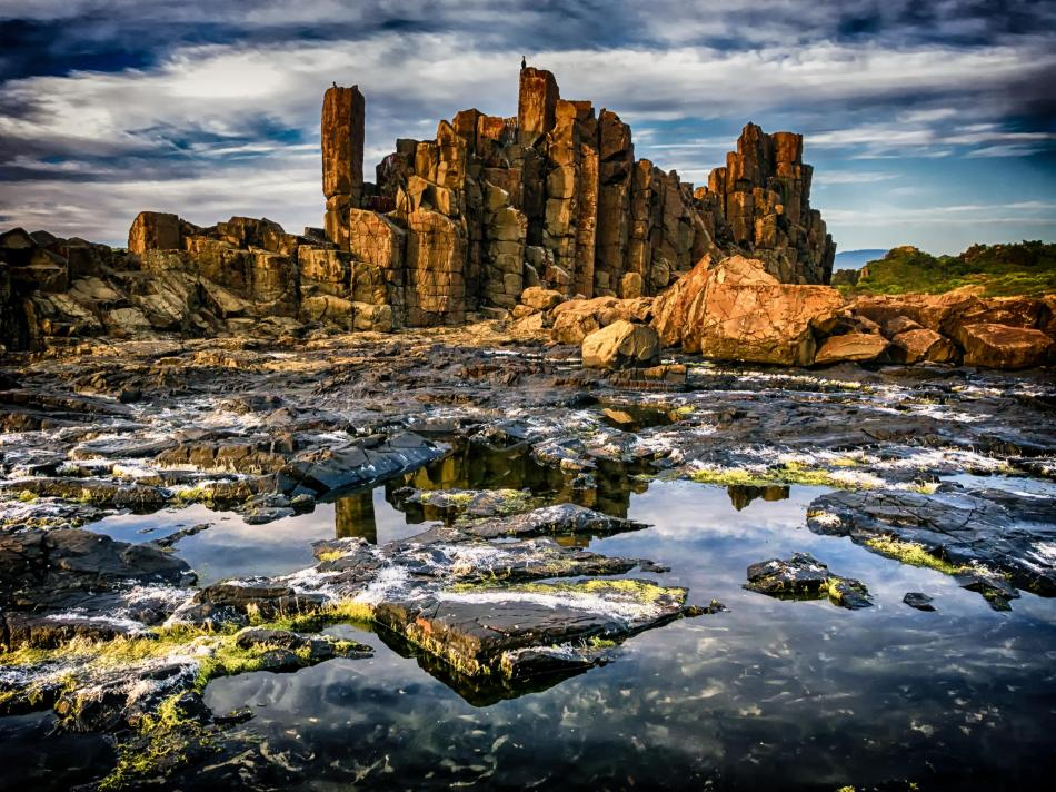 Bombo Boneyard, Kiama NSW , Australia - Paul Emmings