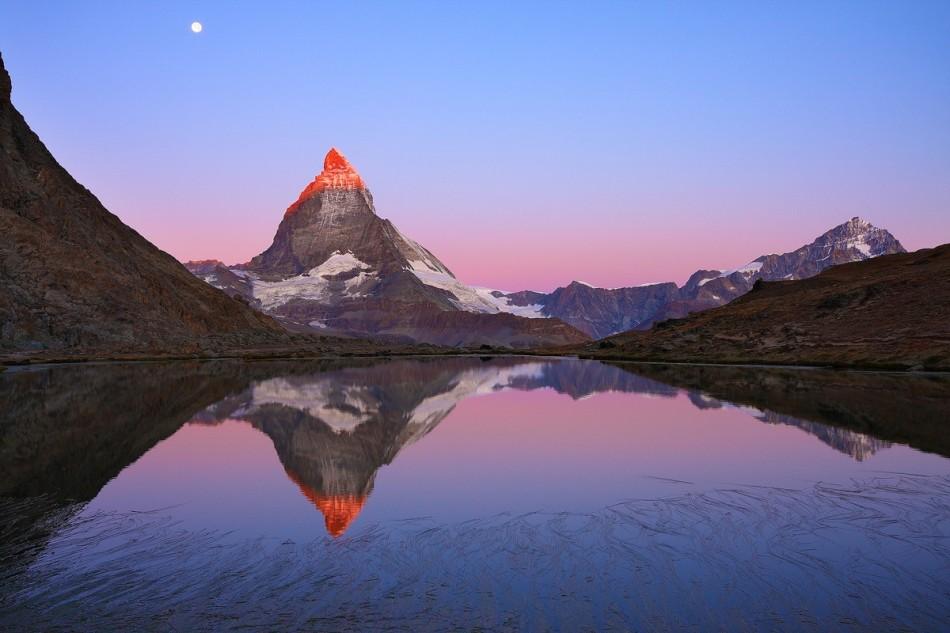 Burning Peak - Matterhorn - shantikara